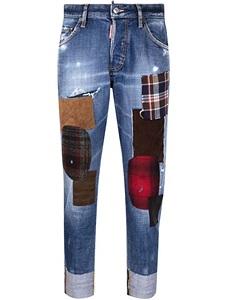 Jeans Dsquared2Skinny Dan Cropped Jean