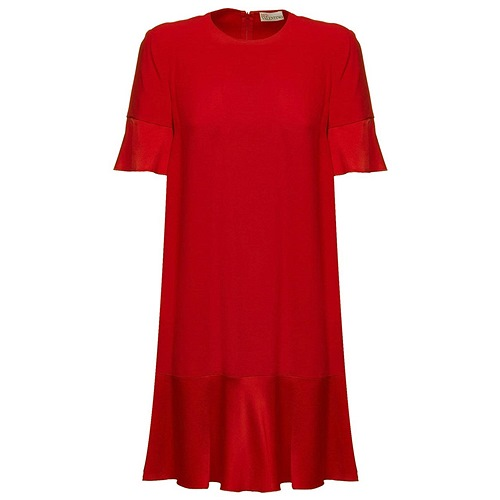 official photos bb784 ed17b red-valentino: Red Valentino dress - qr0va7z03fp 509 ...
