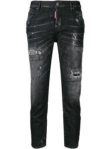 Jeans Dsquared2 Cool Girl Cropped