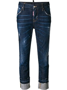 "Jeans Dsquared2 ""cool girl cropped jean"""