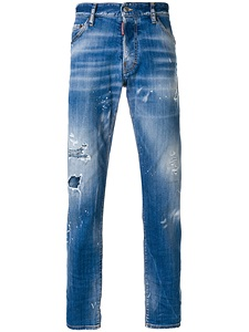 "Jeans Dsquared2 ""kick"""