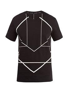 T-shirt Blackbarrett