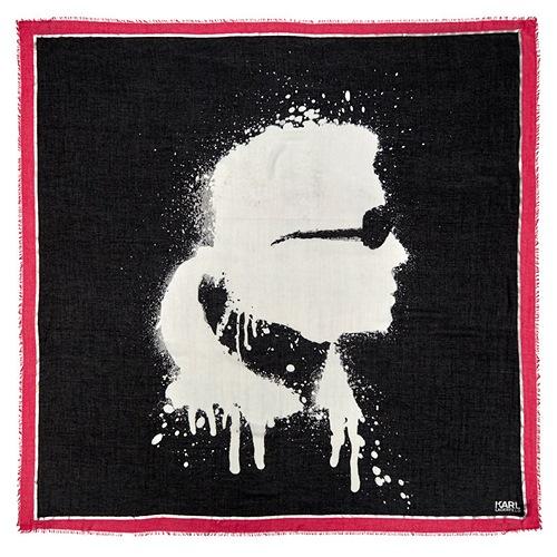 Sciarpa Karl Lagerfeld