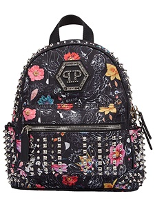 "Zaino Philipp plein ""PP animal for girl"""