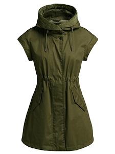 Giubbino Woolrich ''W S Long Vest''