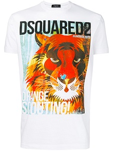 T-shirt Dsquared