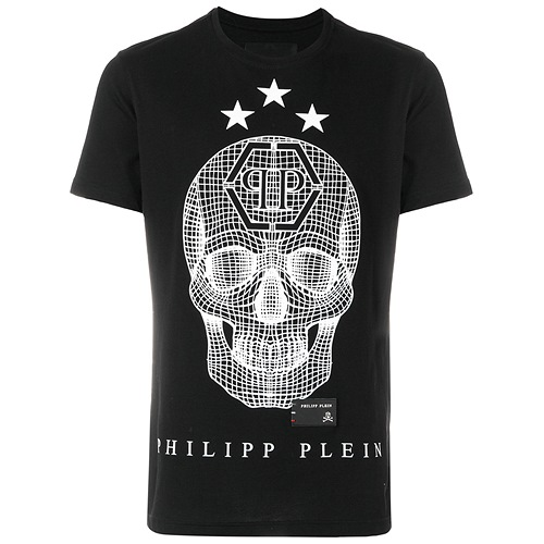"T-Shirt Philipp Plein ""Sav Something"""