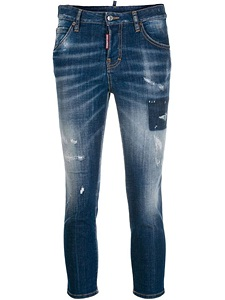 Jeans Dsquared2 cool girl cropped jean