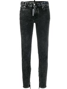 Jeans Dsquared2Medium Waist Skinny Jeans