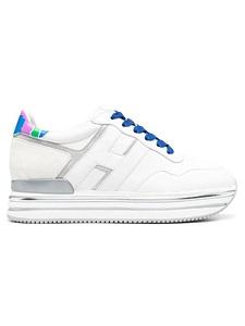 Hogan Sneakers Midi Platform H468