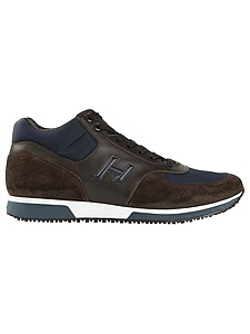 Sneakers HoganH198 Mid Cut