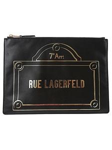 Pochette Karl Lagerfeld