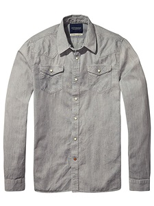 Camicia Scotch And Soda