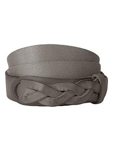 Cintura Orciani Nobuckle