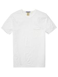 T-shirt scotch and soda