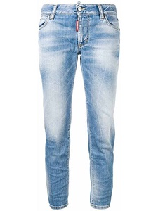 Jeans Dsquared2 CROPPED TWIGGY JEAN