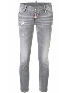 "Jeans Dsquared2 ""Jennifer Cropped jean"""