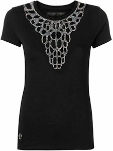 T-Shirt Philipp Plein ''PLATINUM''