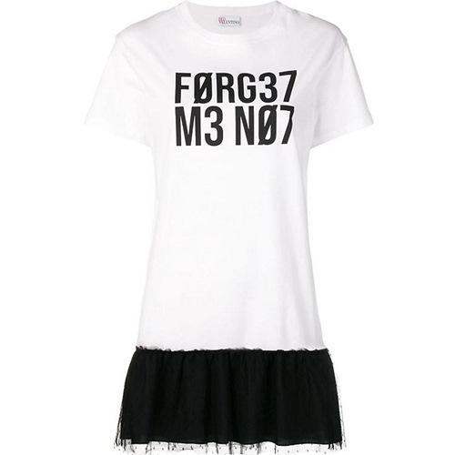 promo code 9f23e f0770 red-valentino: Red Valentino dress - rr3mj00v - Asselta ...