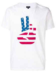 T-shirt Woolrich