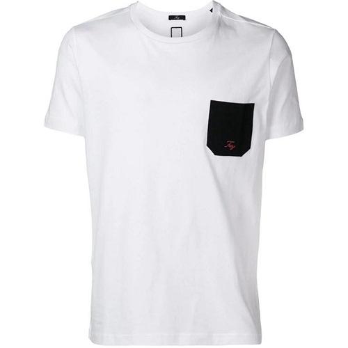 promo code b1fb4 5f35a Fay: Fay T-shirt - NPMB3381280PKUB001 - Asselta Boutique ...